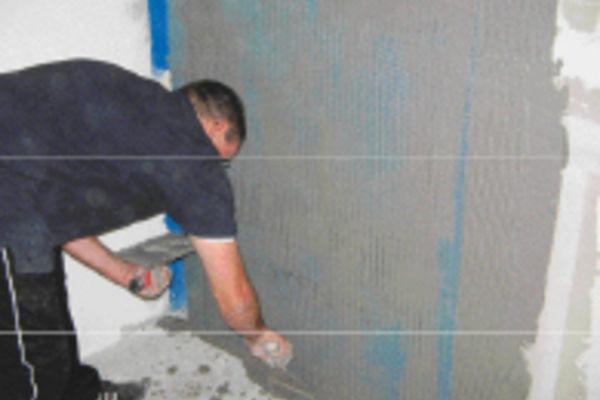Rev tement plaques de ciment enduites pour l ext rieur for Plaque de ciment exterieur