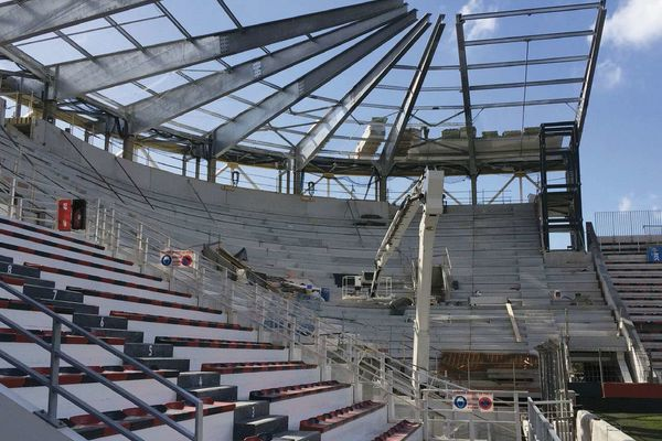 Le stade Mayol réussit sa transformation