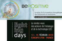 BePositive & Lighting Days 2019