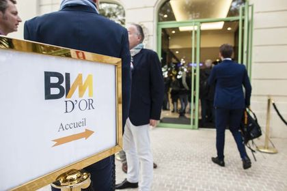 BIM d'Or 2018 : c'est reparti de plus belle !