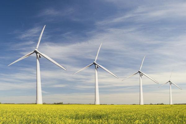 EDF Renouvelables inaugure le parc éolien des Taillades de 27 MW en Lozère
