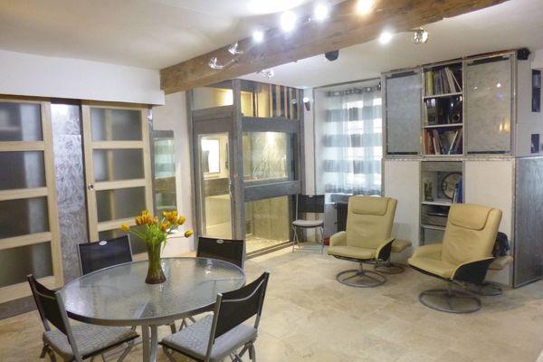 l vateurs pmr des atouts techniques et conomiques face aux ascenseurs cahiers techniques du. Black Bedroom Furniture Sets. Home Design Ideas