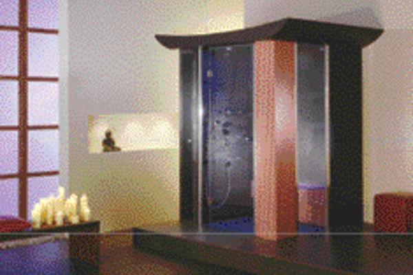 montage en kit d une cabine de douche tout quip e cahiers techniques du b timent ctb. Black Bedroom Furniture Sets. Home Design Ideas