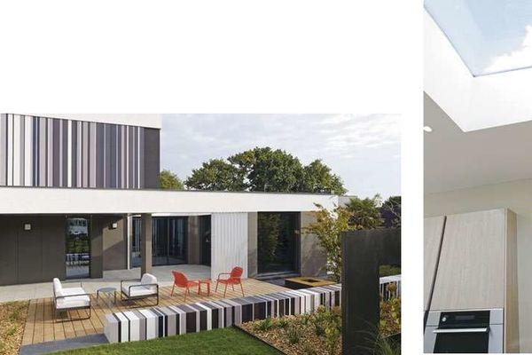 La maison nergie positive selon comepos cahiers - Maison a energie positive ...